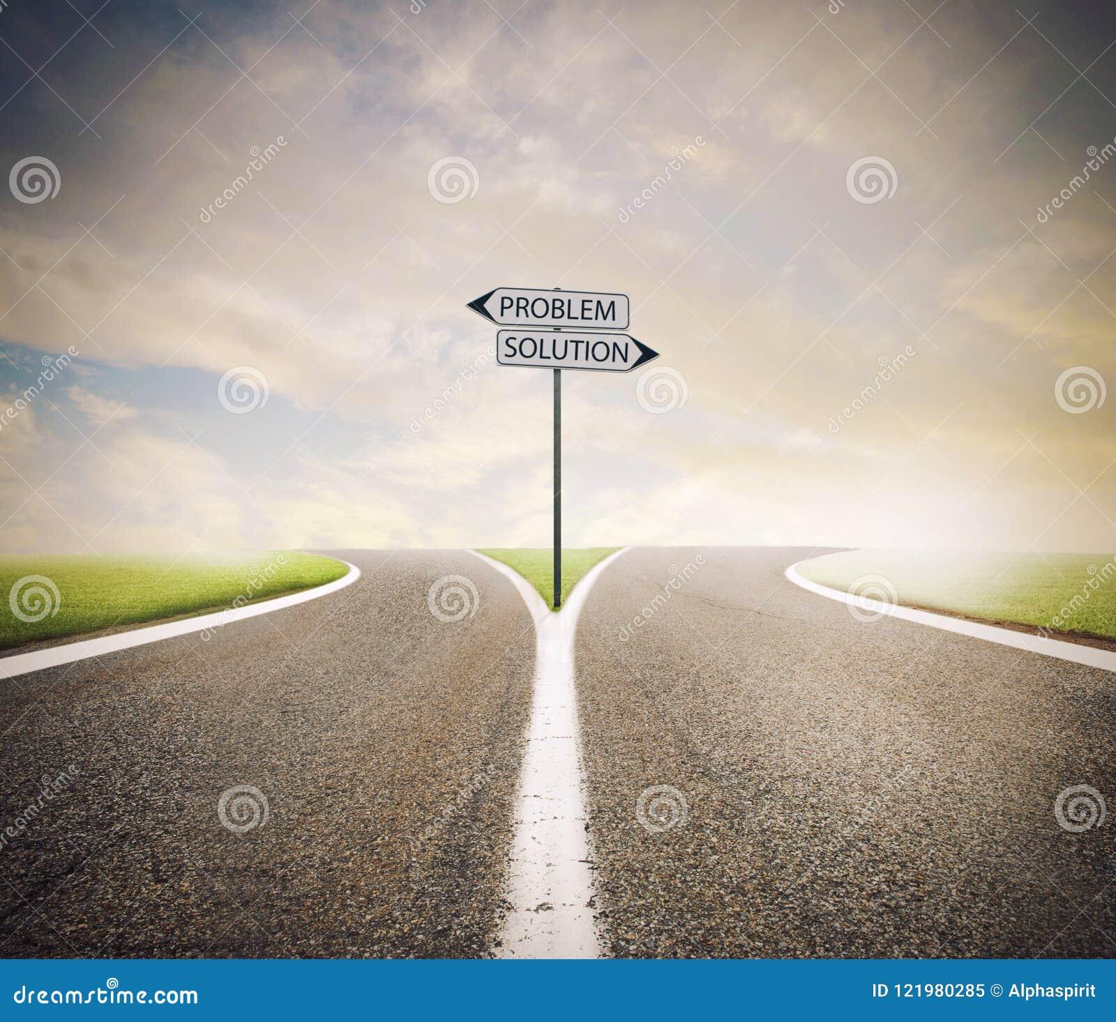 Problema e modo della soluzione Scelga il giusto modo