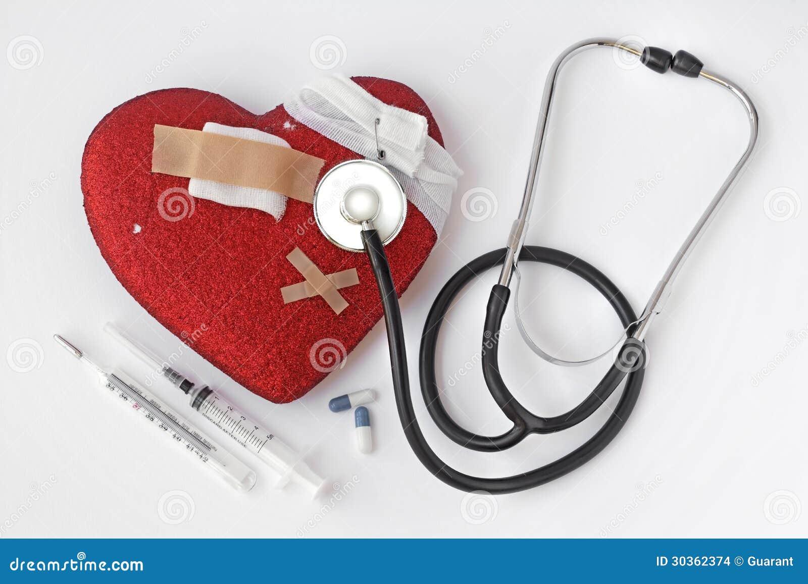 Problemas do coração