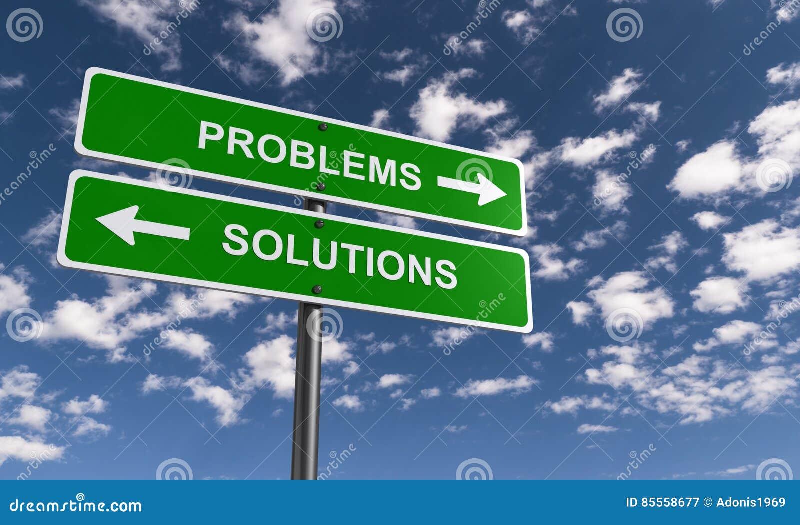 Probleme und Lösungswegweiser