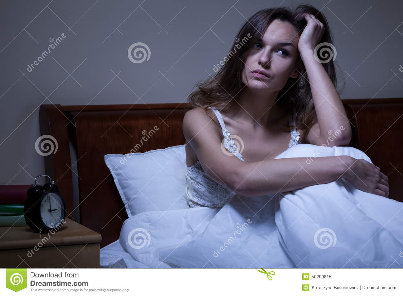 Problems with sleeping