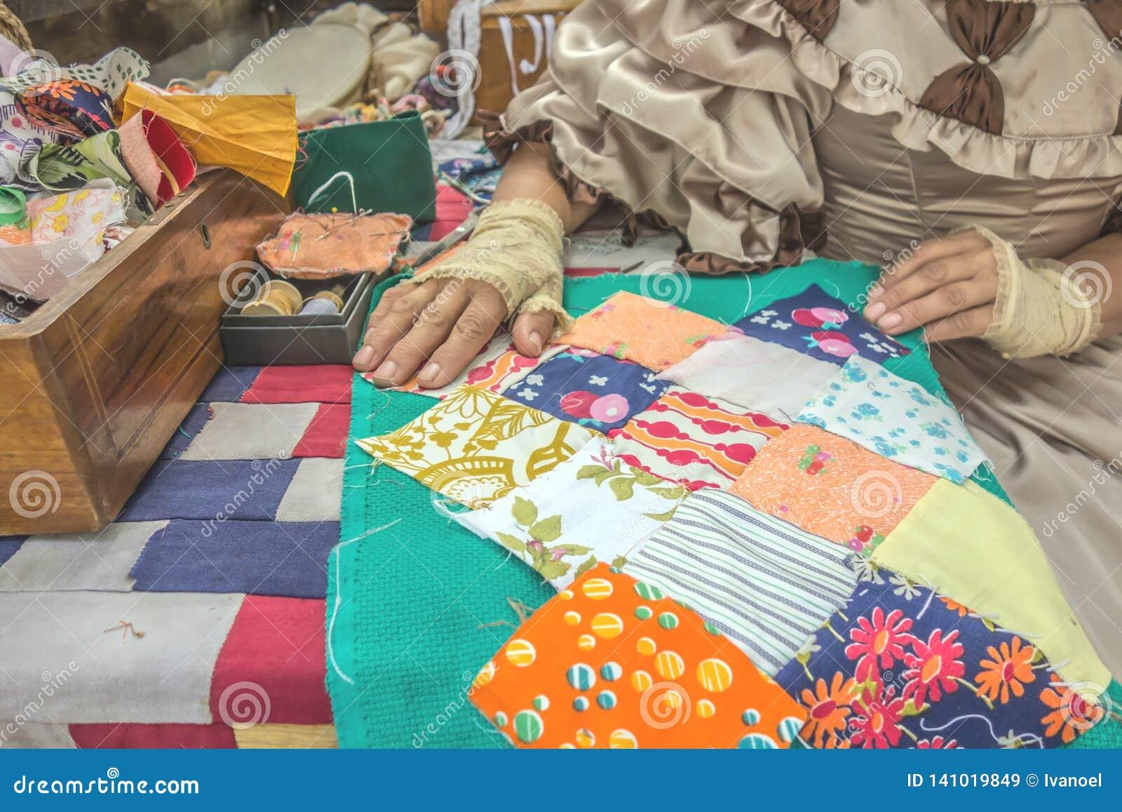 Procédé de patchwork Art et artisans