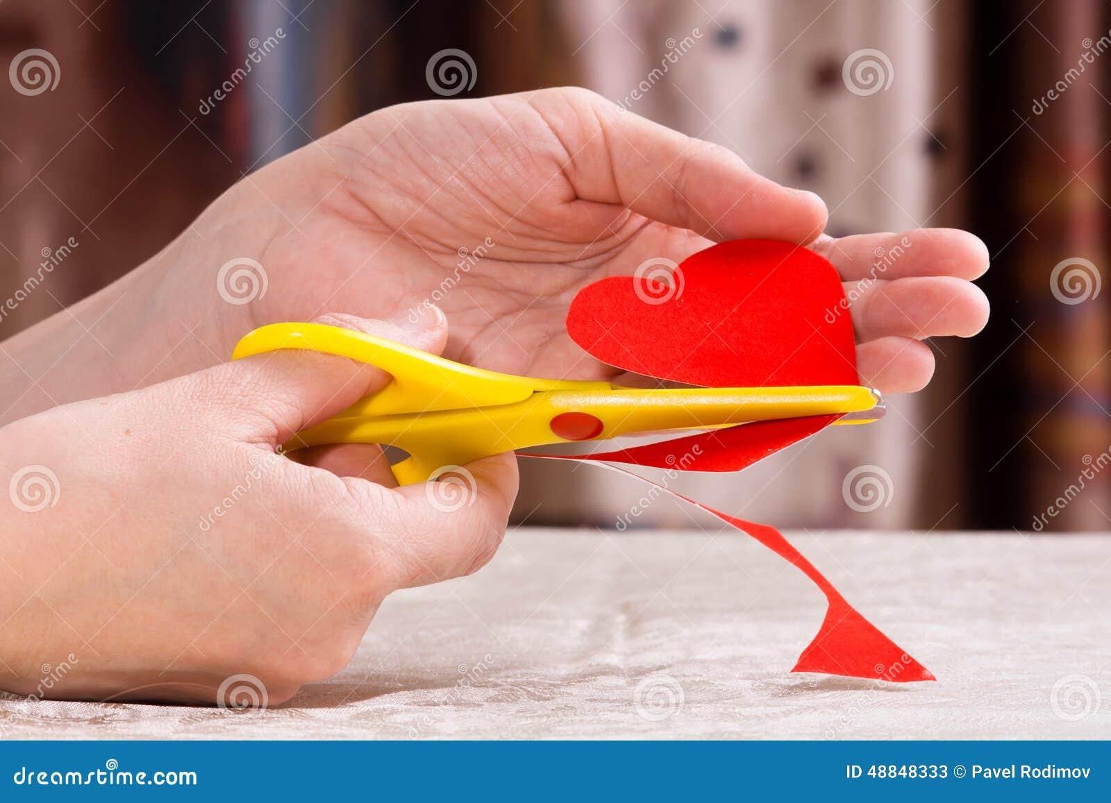 De dia corazon san de para valentin papel