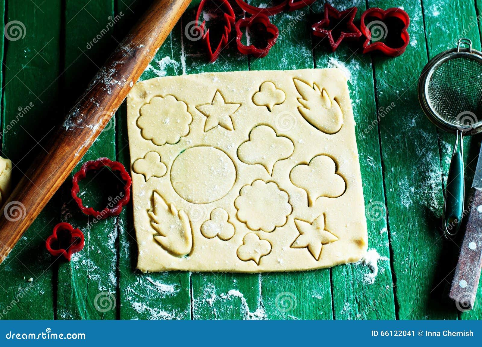 Baking Ingredients Clipart Cookies Baking Wood In...
