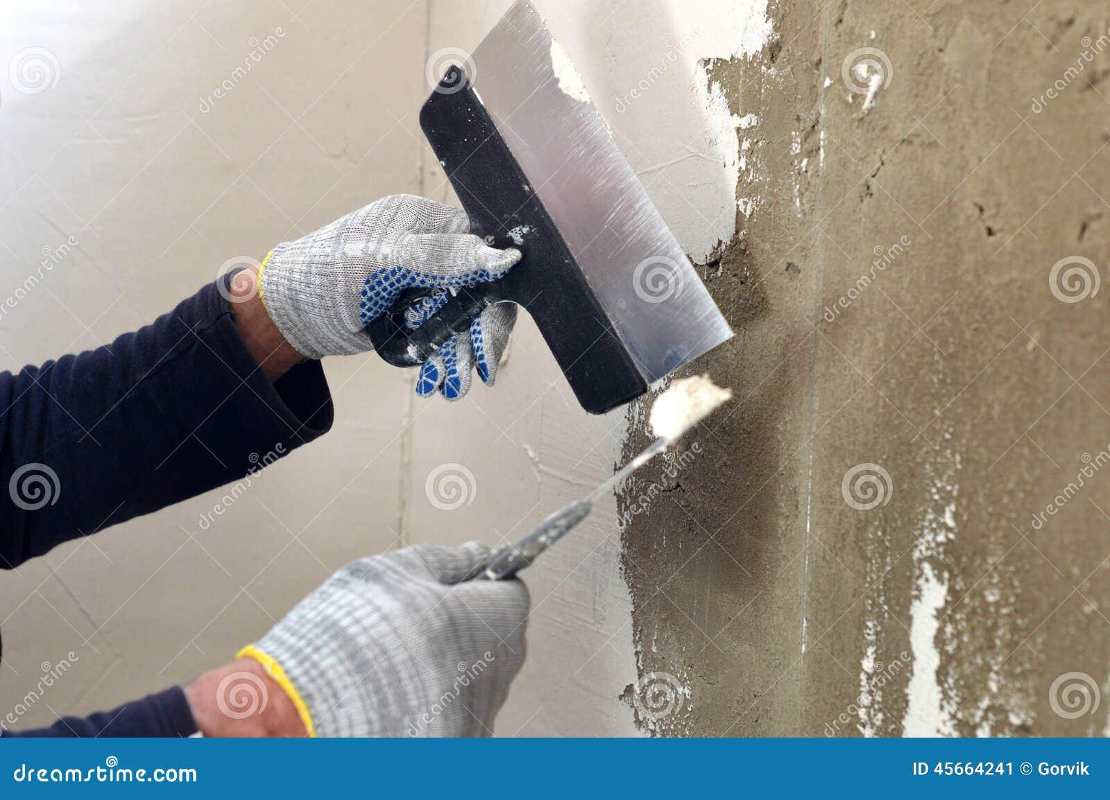 Как правильно шпаклевать стены своими руками 93