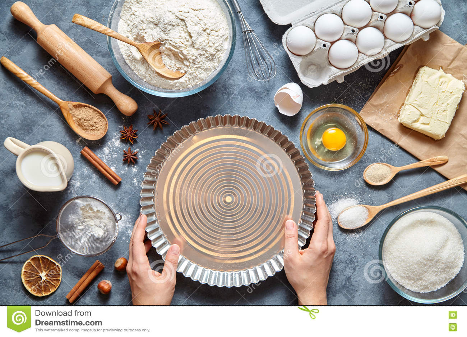 Making Dumplings With Cake Flour
