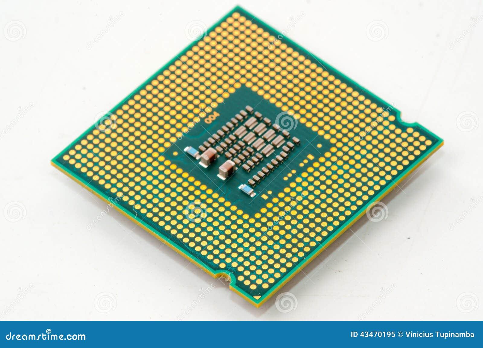 Processador central