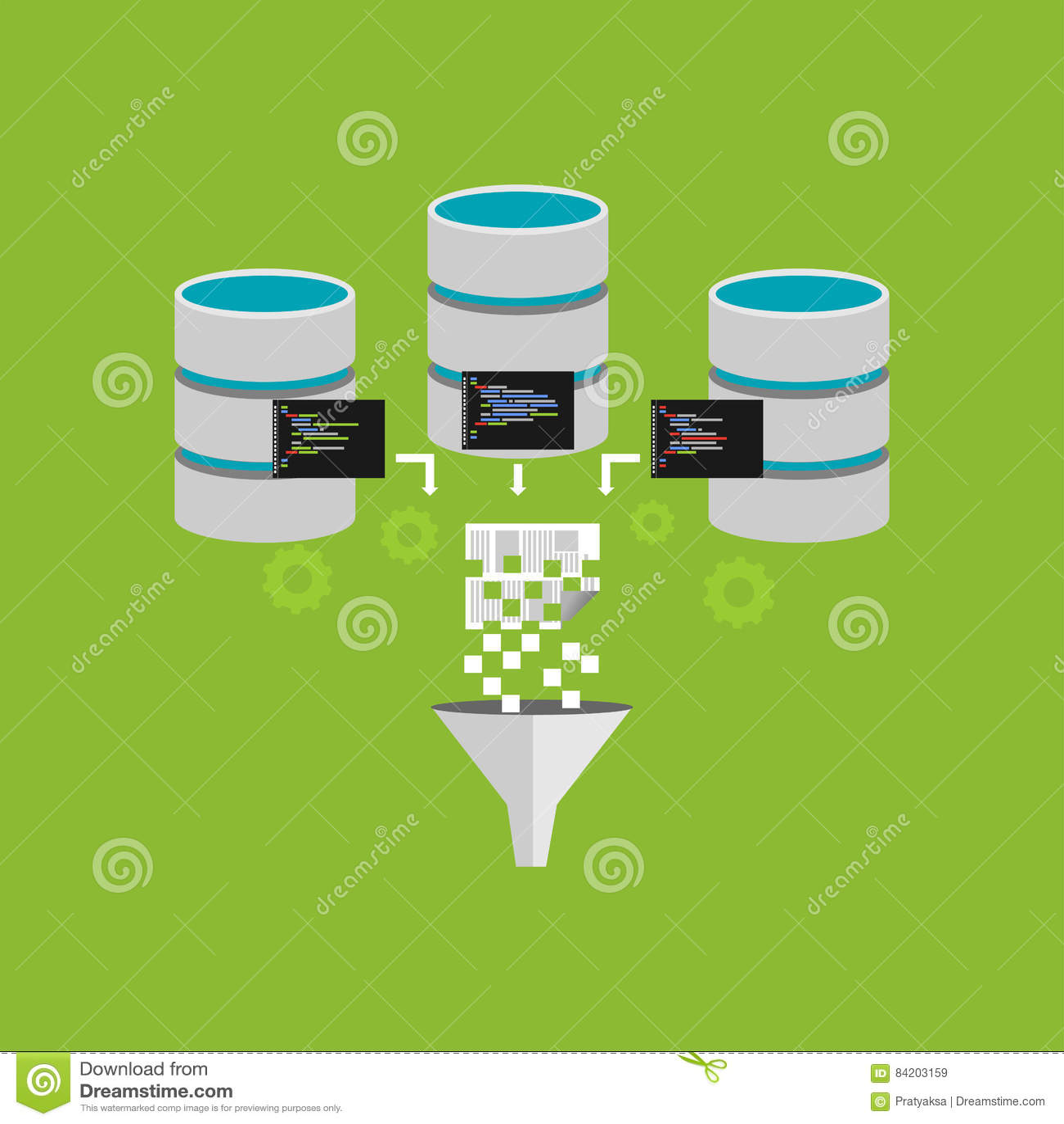 Processamento da extração de informação de Digitas Filtração da informação Mineração de dados ou ilustração inteligente do concei