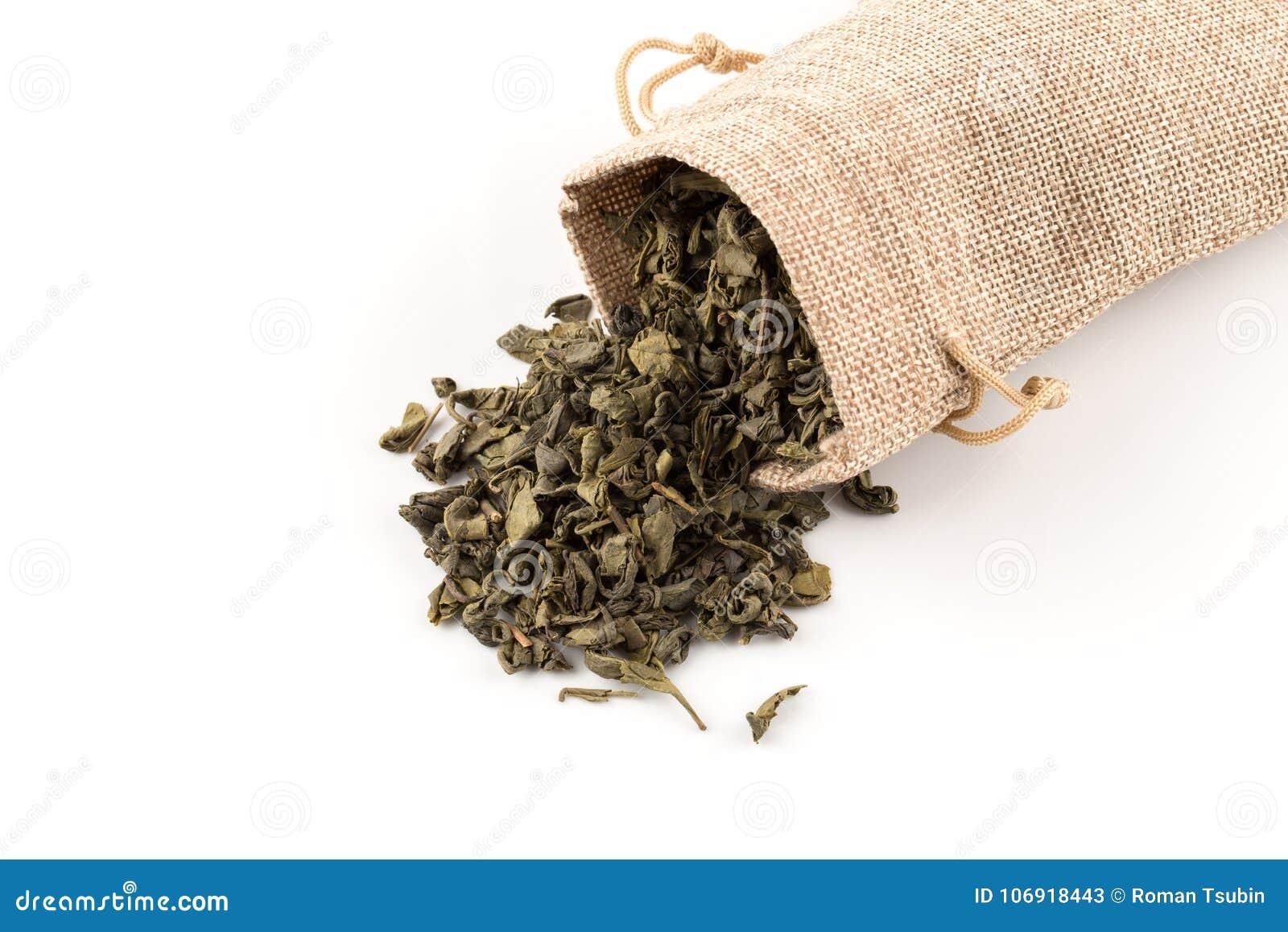 Proch zielona herbata