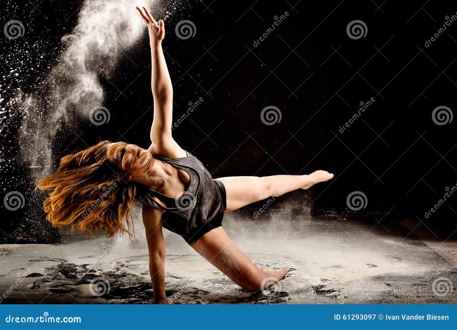 Prochowa tancerza środka wybuchowego akcja