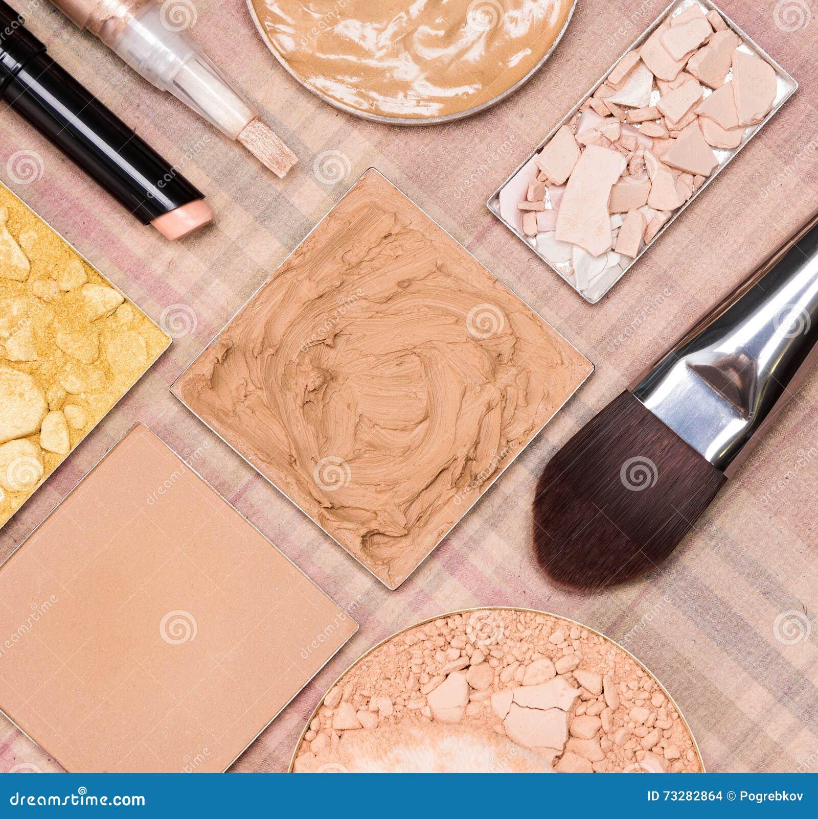 Prodotti di bellezza di base per creare bello incarnato