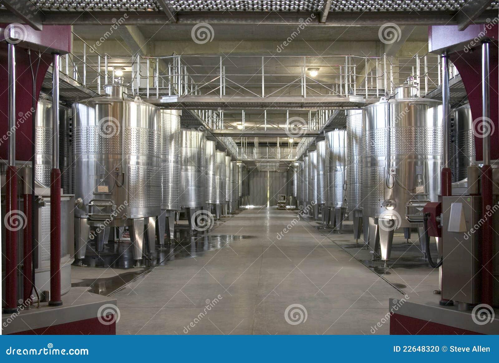 Produção de vinho - vale de Colchagua - o Chile