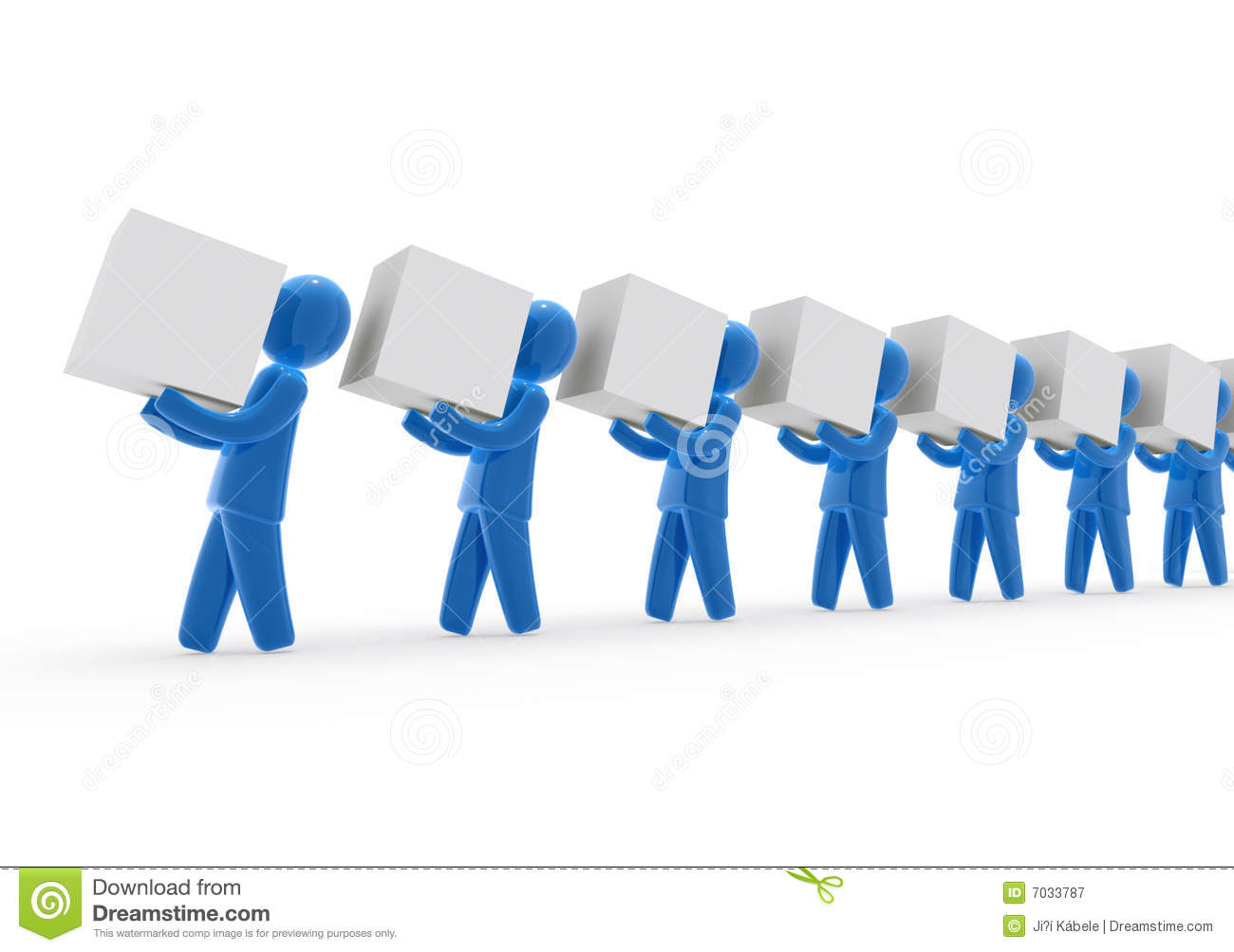 product transfer stock illustration image of blue  figure marching clipart black and white marching clipart gif