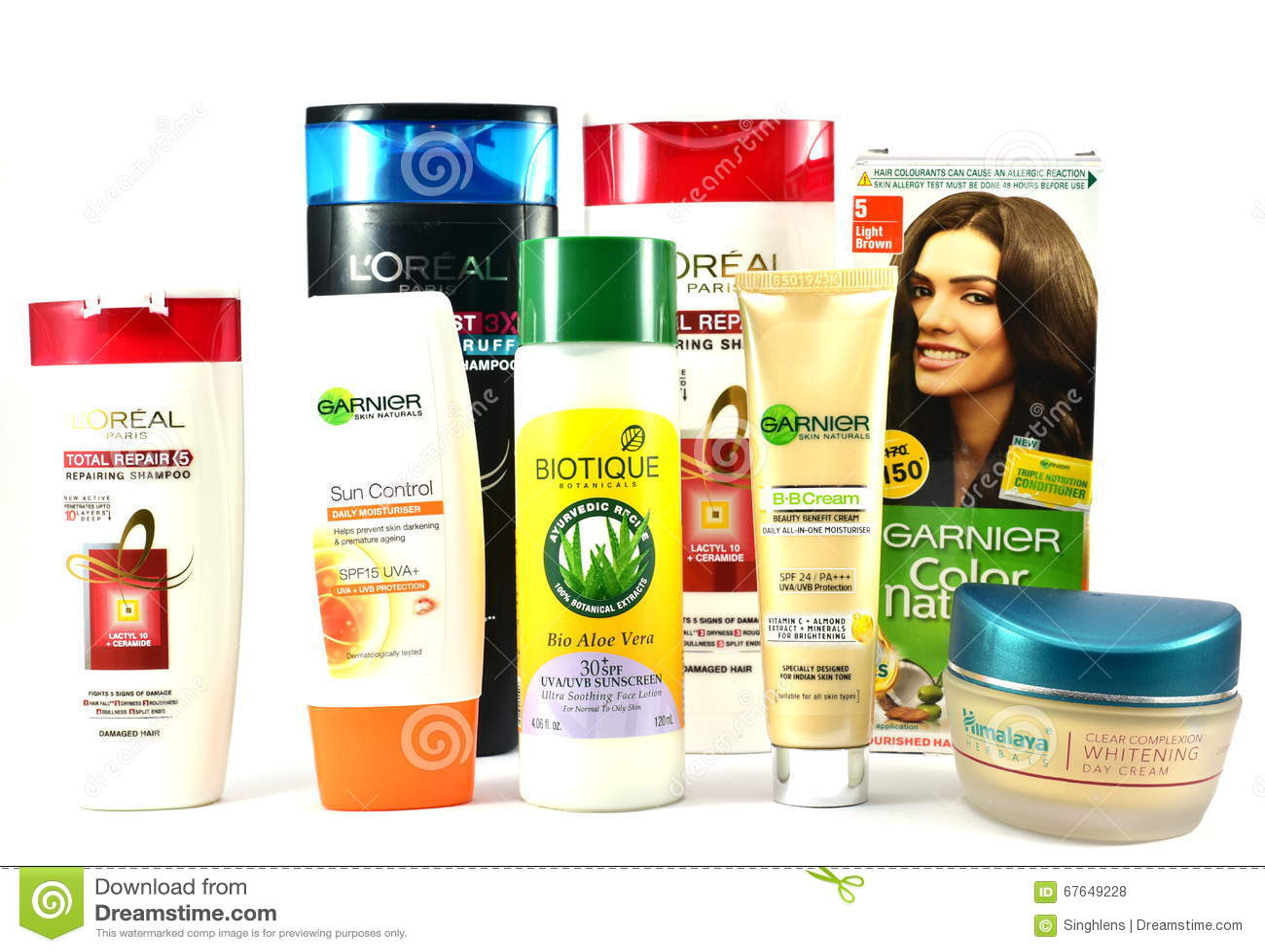 Productos cosm ticos para la piel y el cuidado del cabello - Productos de la india ...