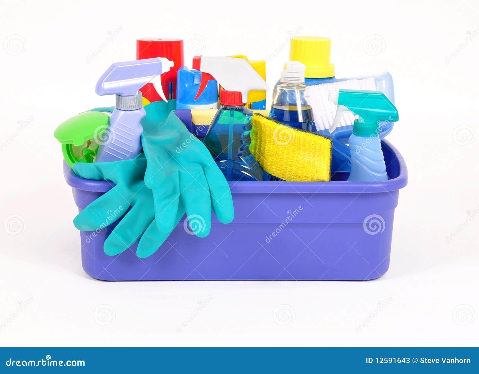 Productos del hogar fotos de archivo imagen 12591643 for Articulos para limpieza del hogar
