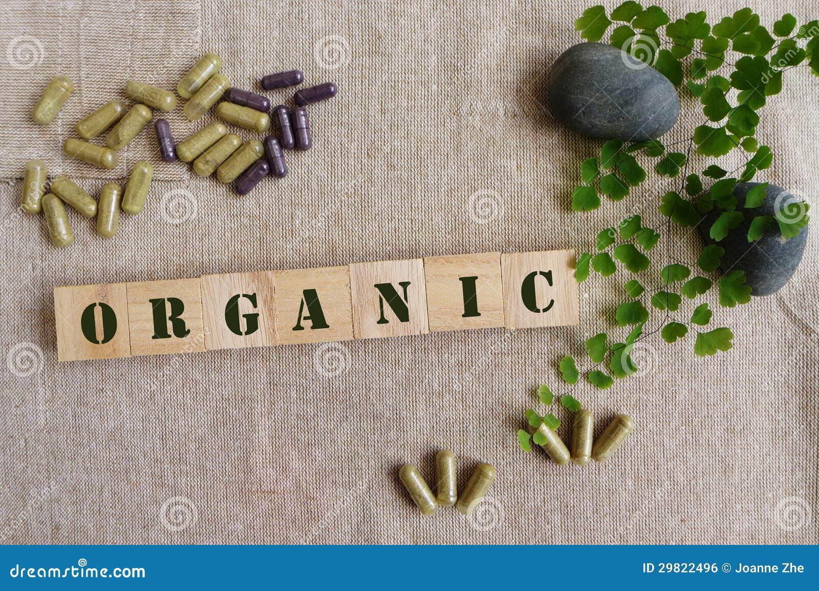 Medicina herbaria orgánica