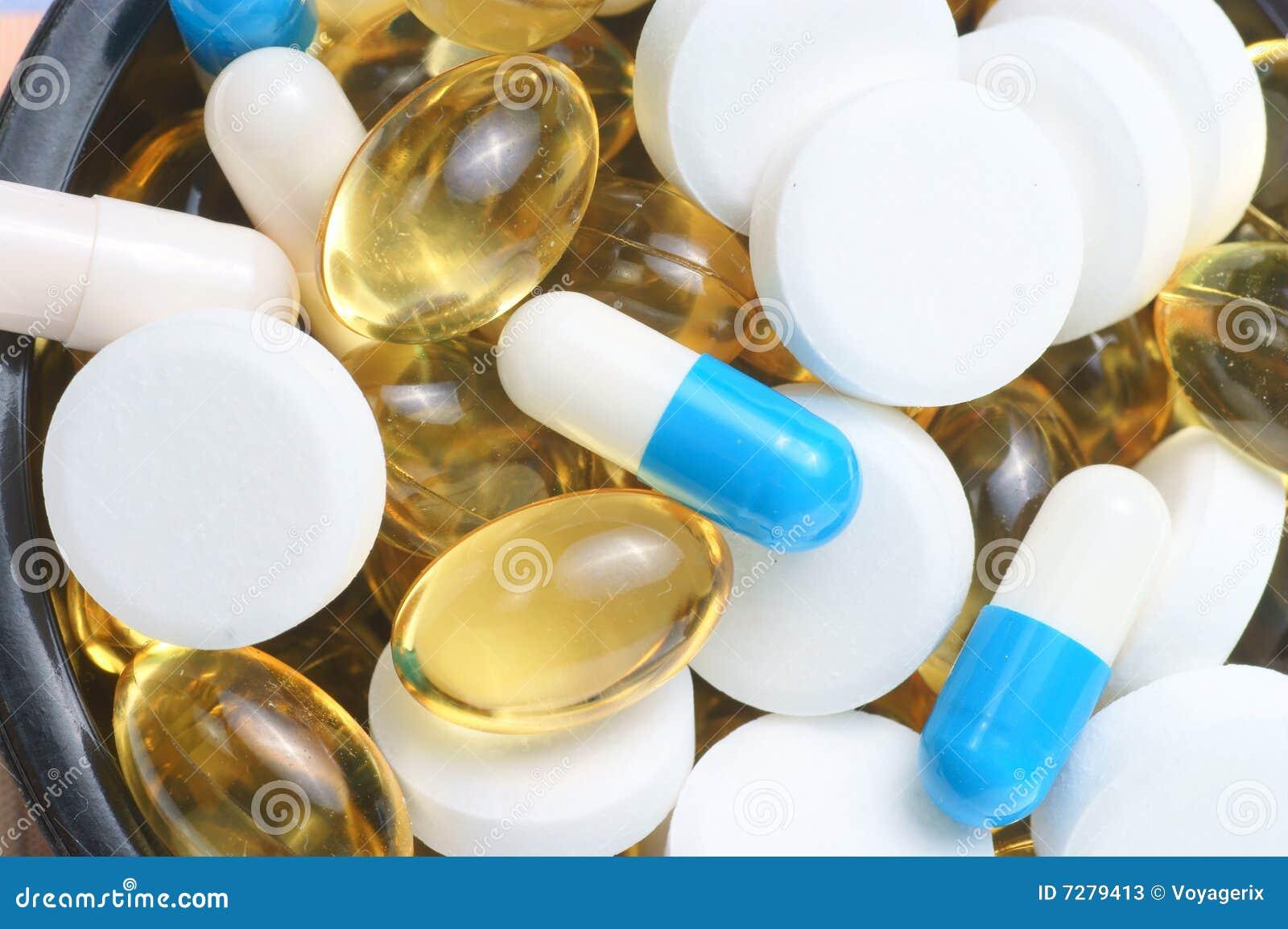 Productos farmacéuticos macros