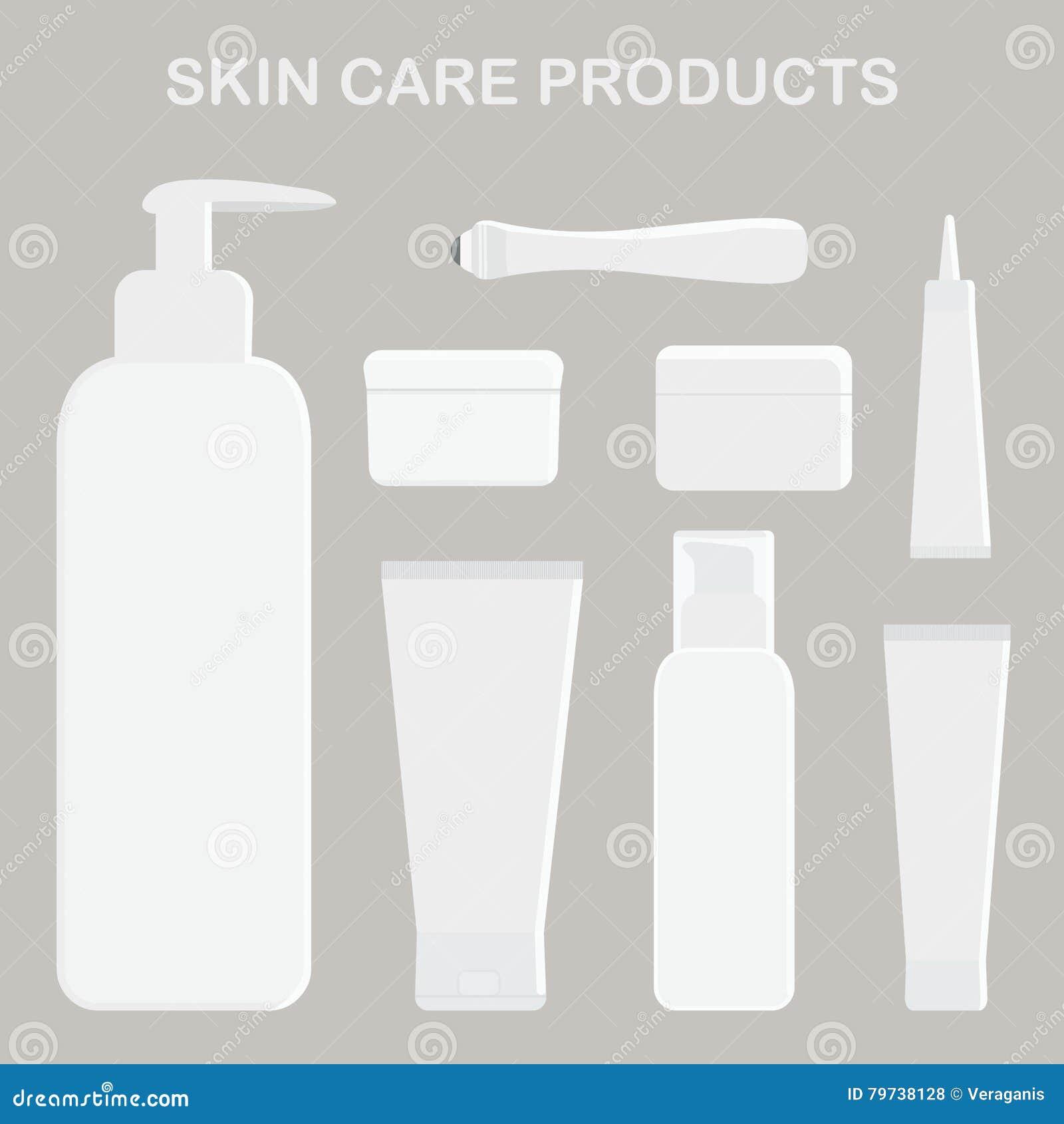 Productos para el cuidado de la piel Crema para los ojos, la cara y el cuerpo