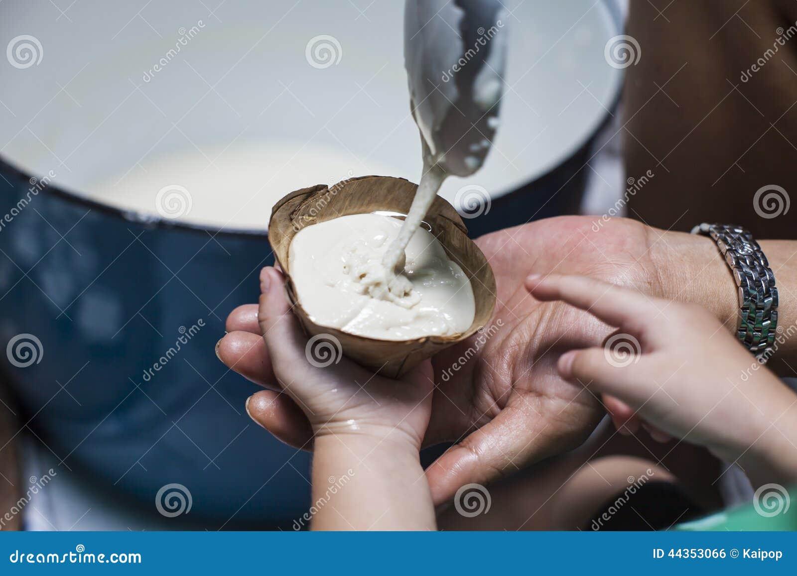 Produrre il dessert della pasta