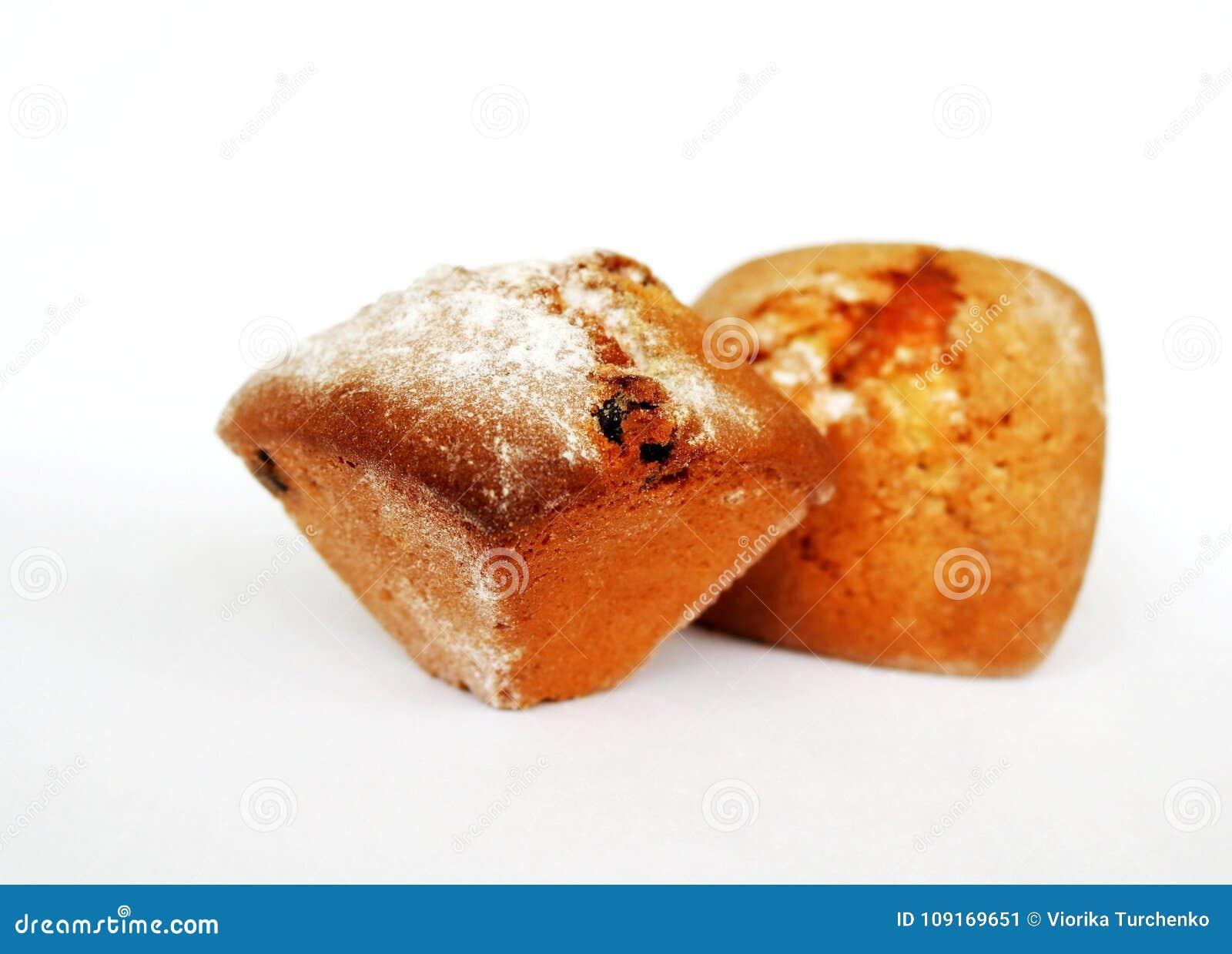 Produtos da padaria Bolo Queques com passas Queques no pó Produtos dos confeitos Sobremesa delicacy