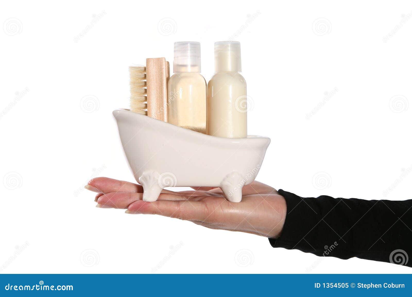 Produtos do banho