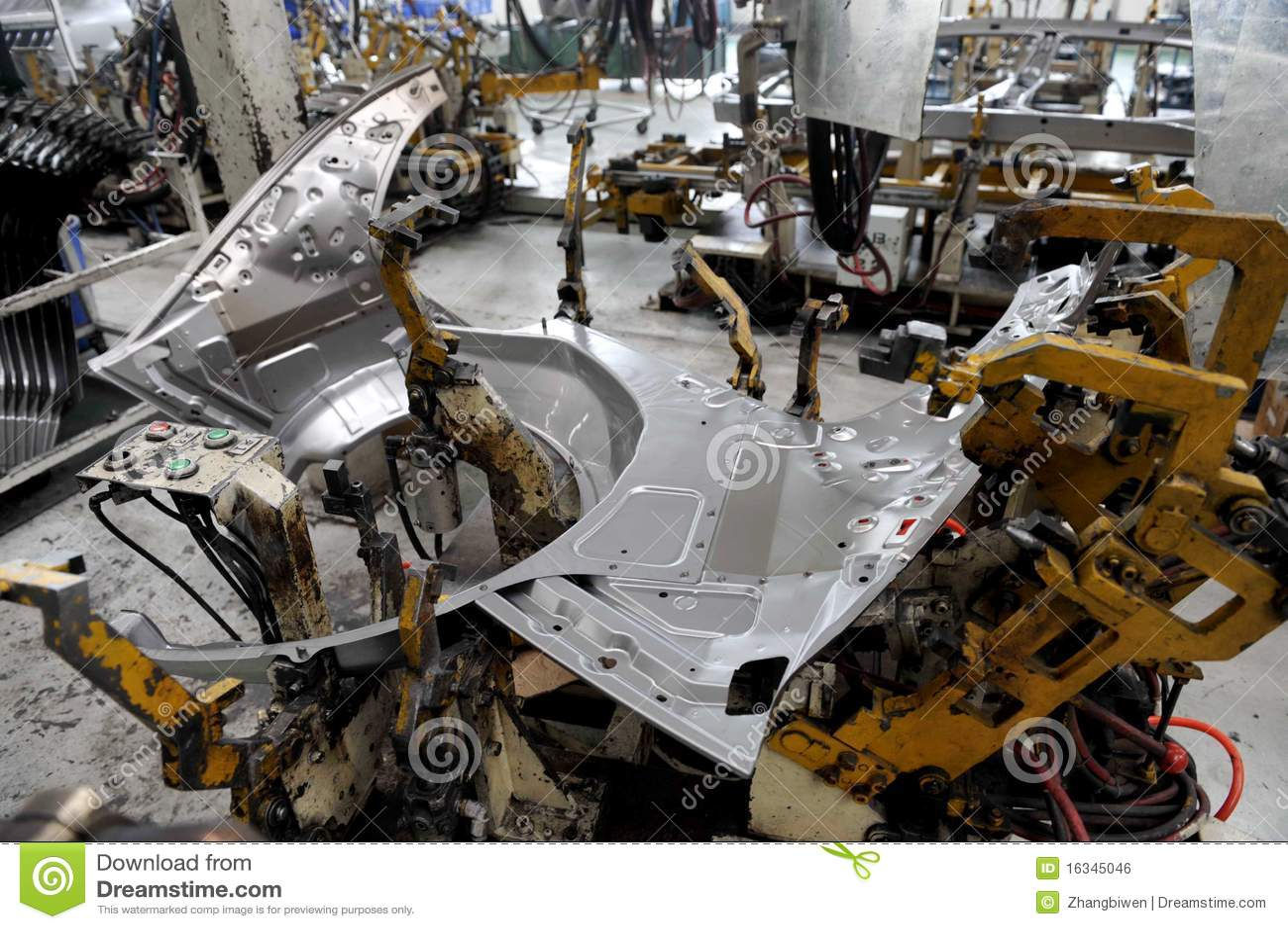 Produzione dell automobile