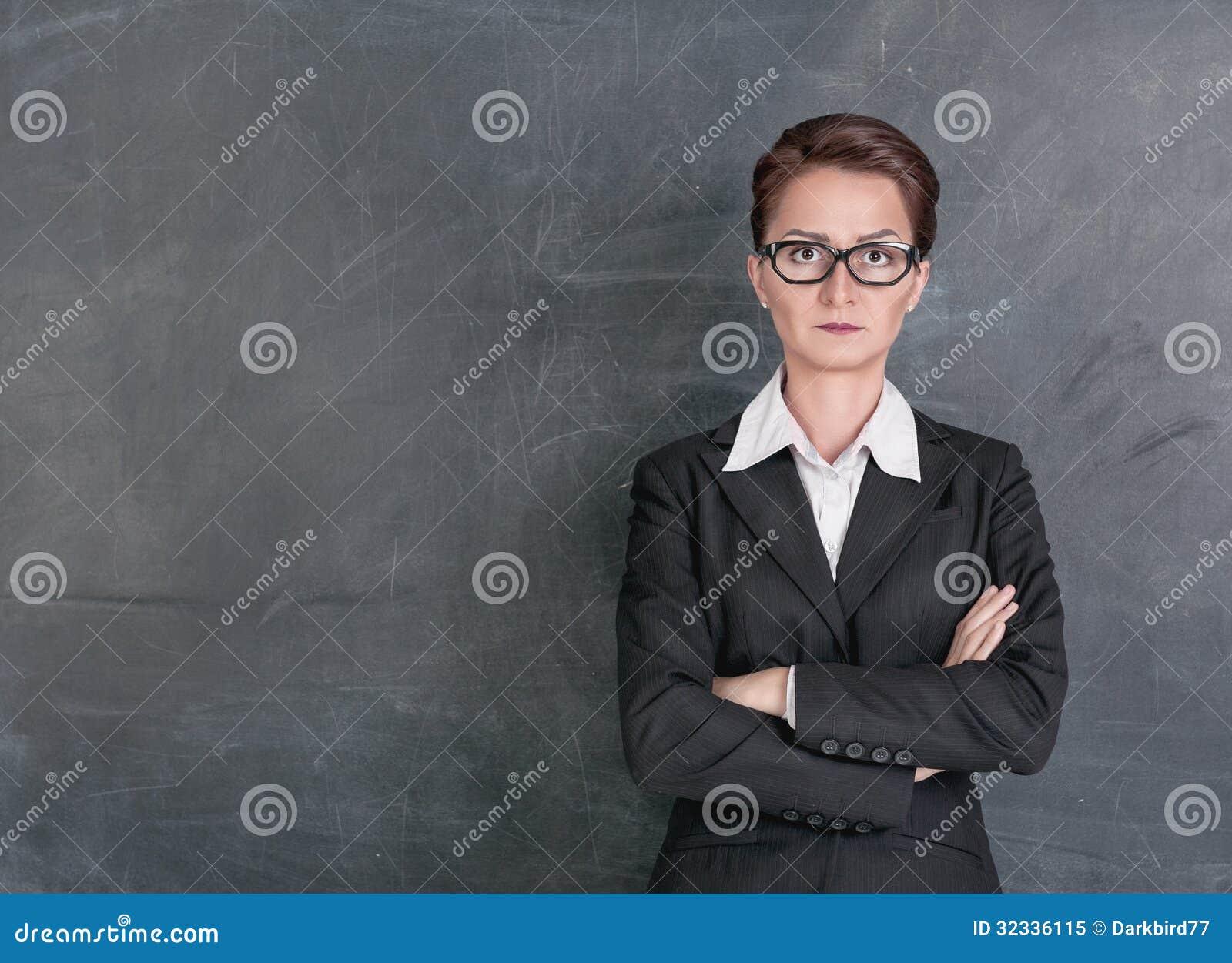 Profesor estricto