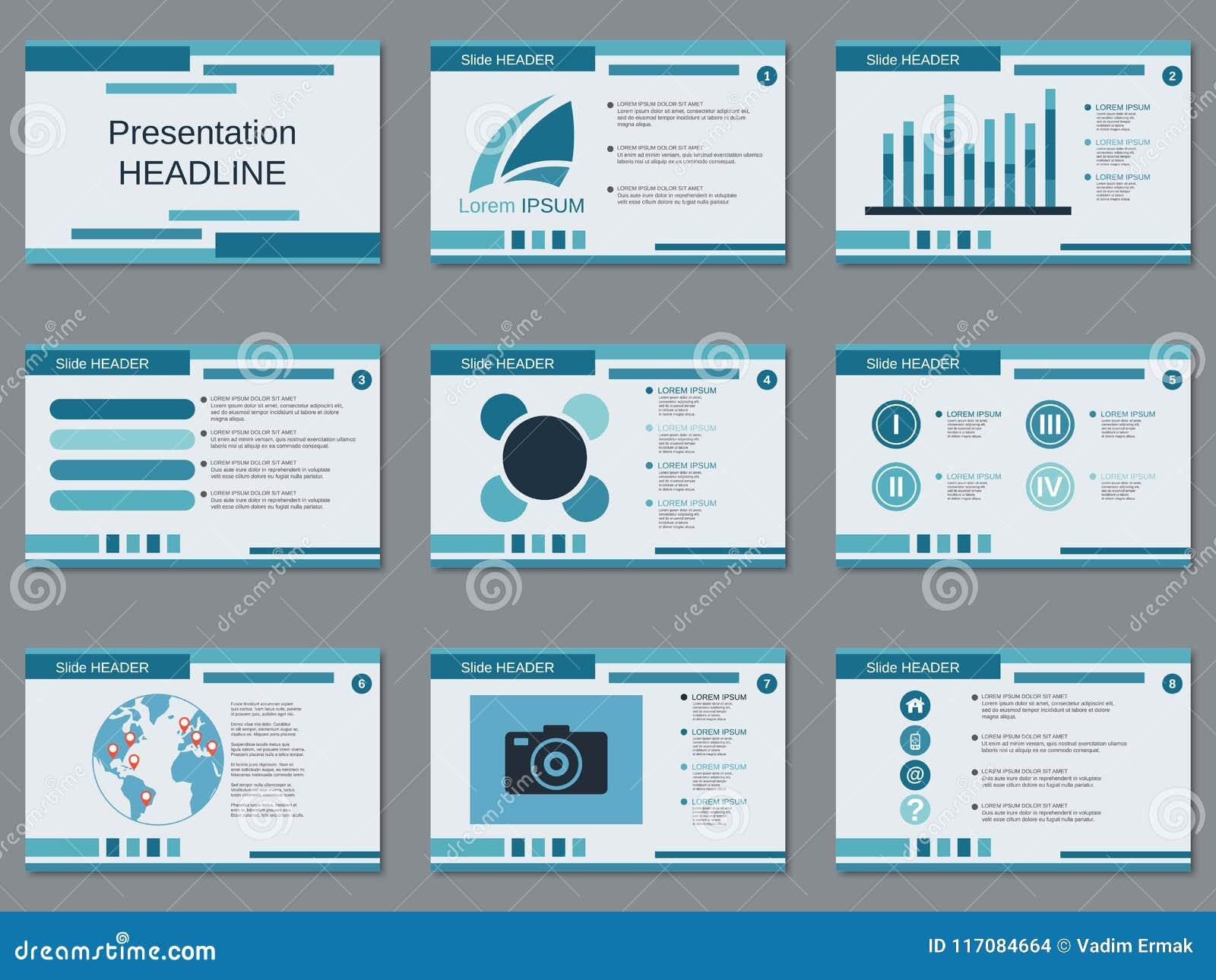 Professional business presentation slide show vector template stock professional business presentation slide show vector design template accmission Choice Image
