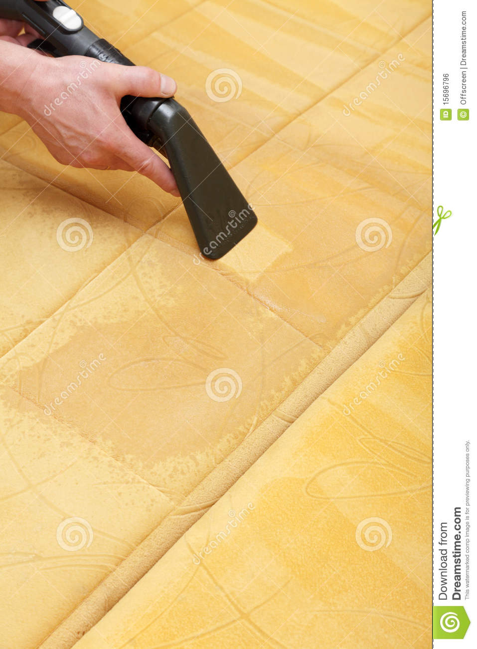 Professional Cleaning Royalty Free Stock Image