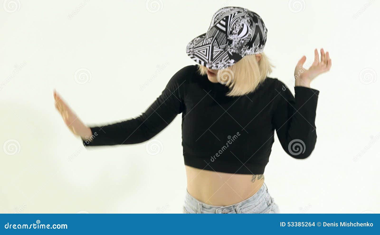 Gas mask booty shake