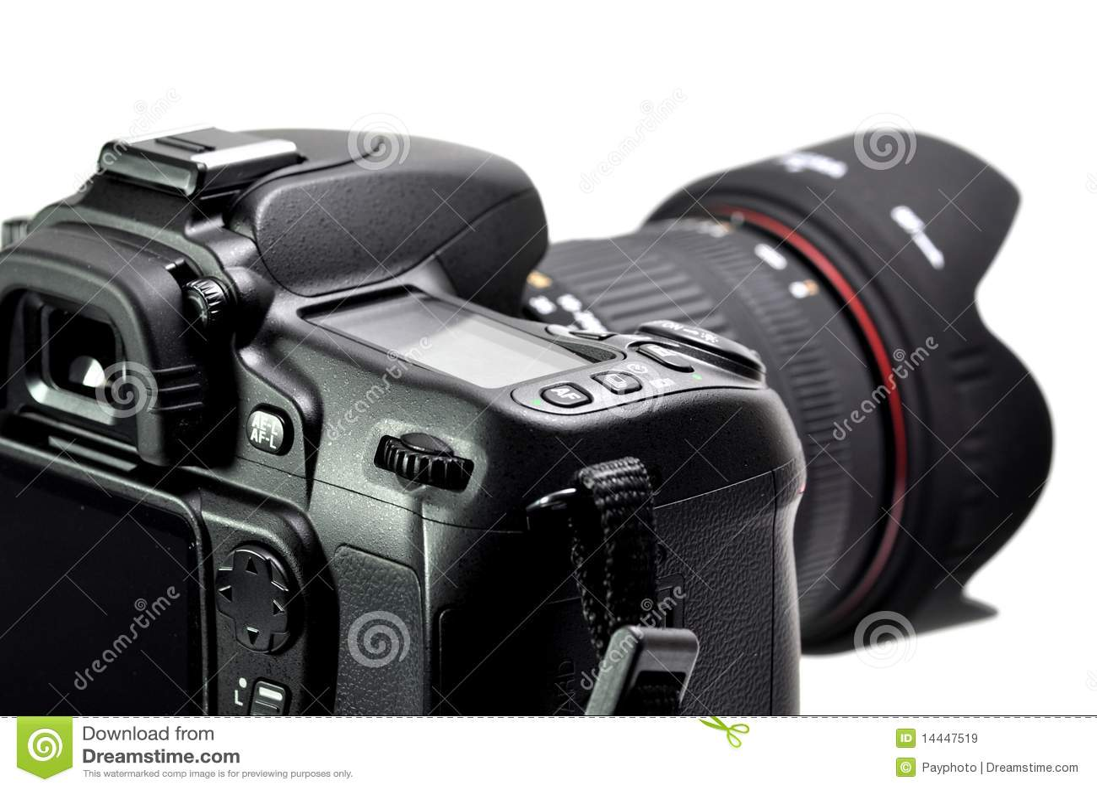 Professional Digital Camera Royalty Free Stock Images ...