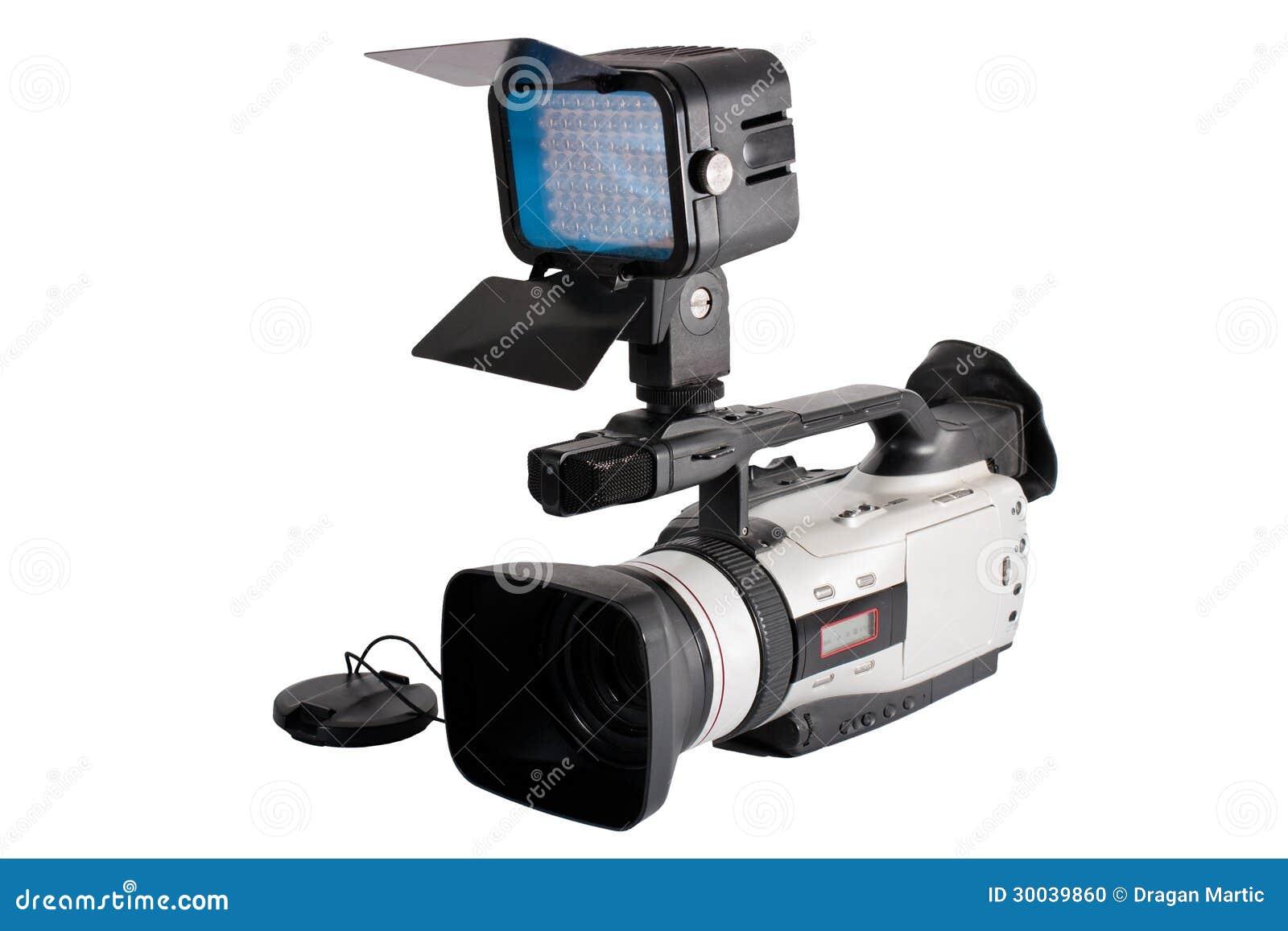 Video Camera Stock Photo - Image: 30039860
