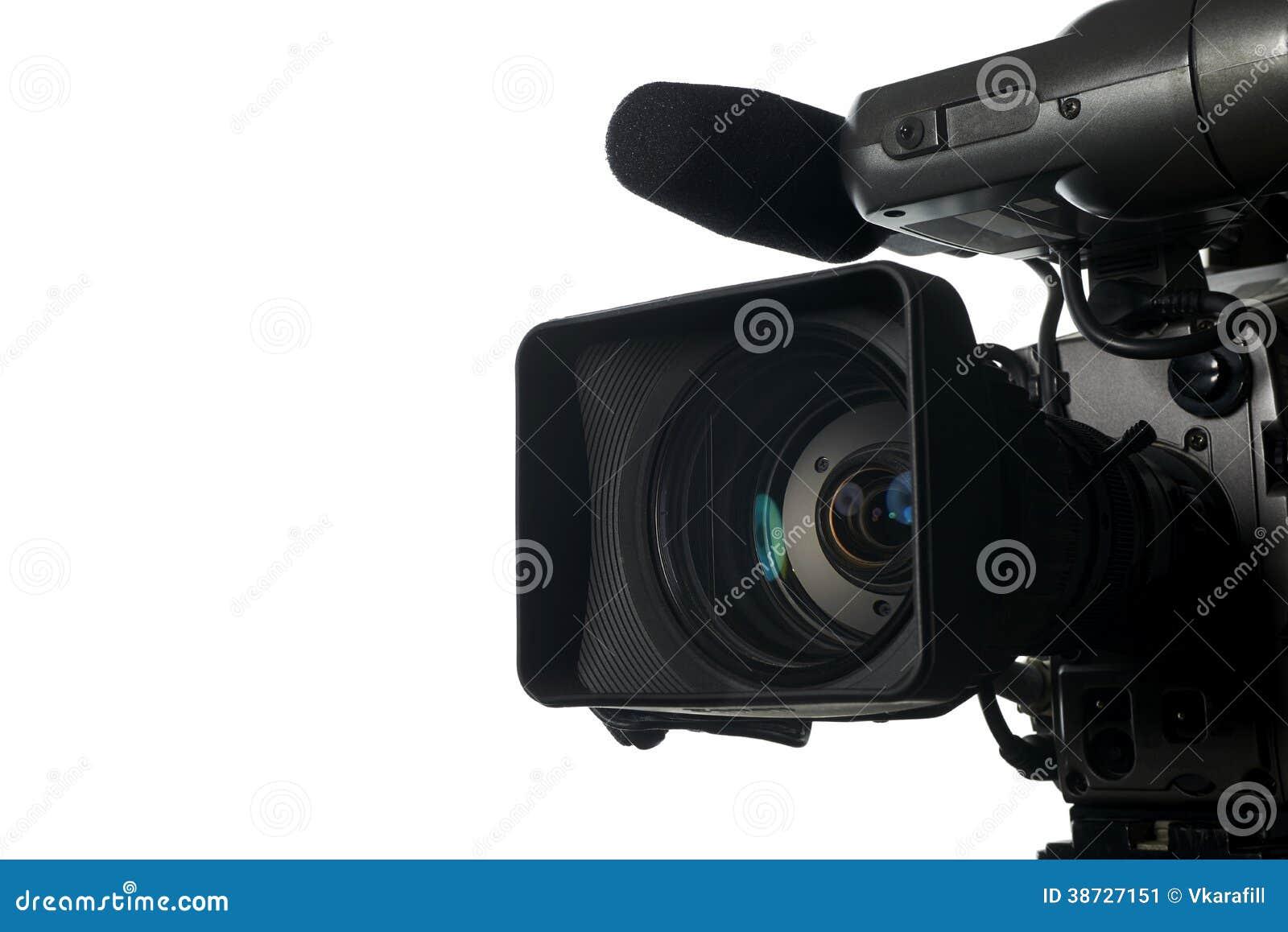 Professional Digital Video Camera Stock Photography ...