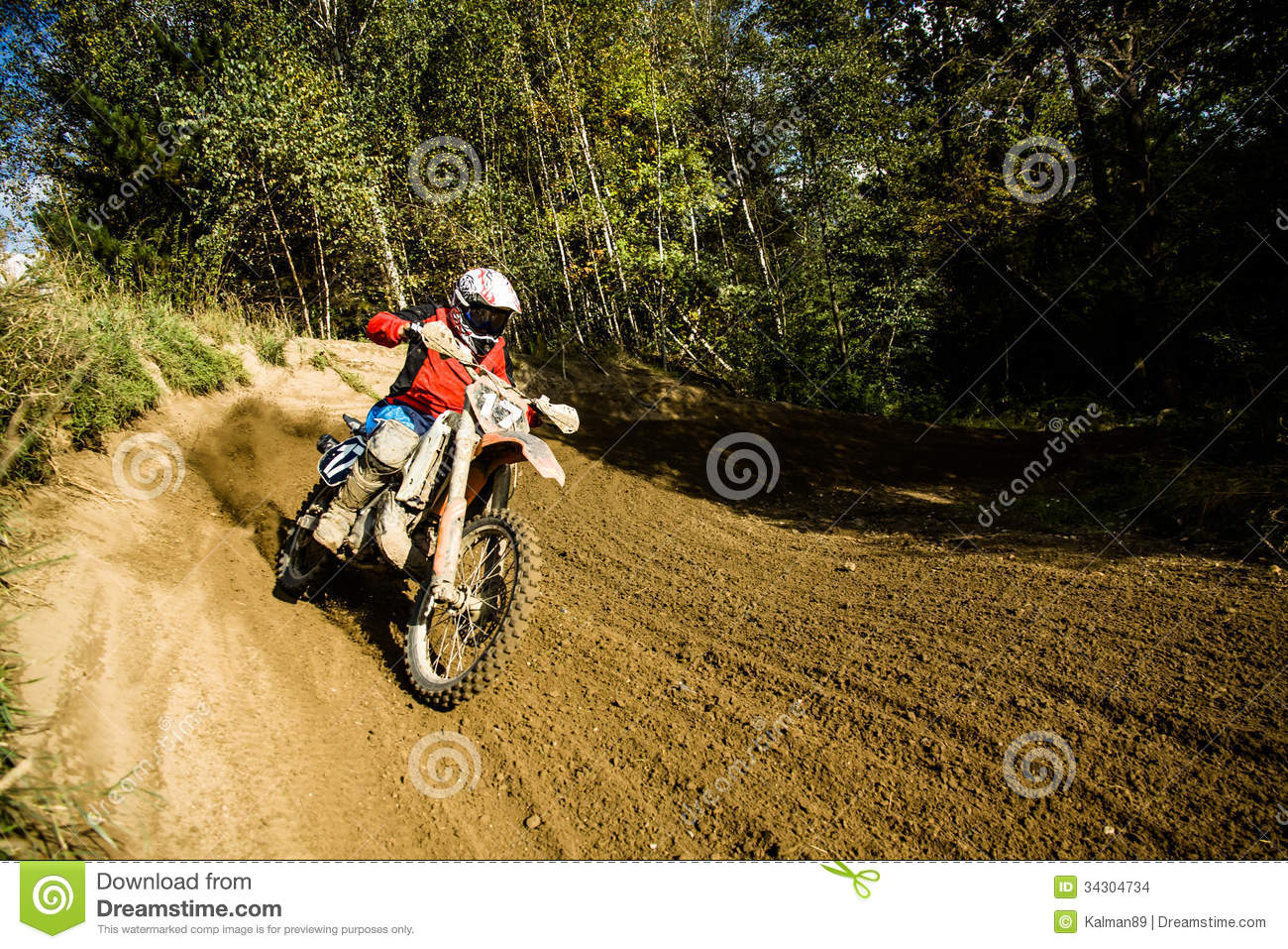 Download Professional Dirt Bike Rider Stock Photo - Image of active, rider: 34304734