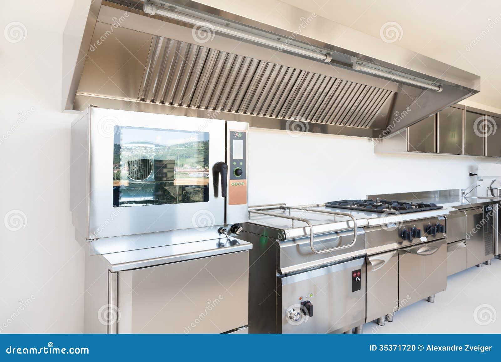 professional kitchen stock photo image 35371720