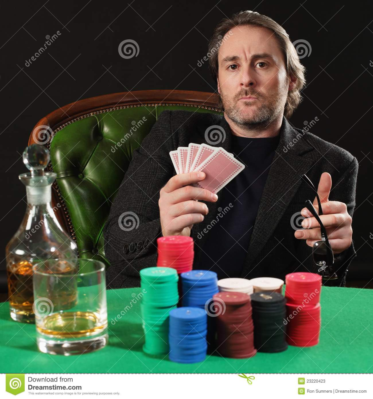 Professional poker business plan
