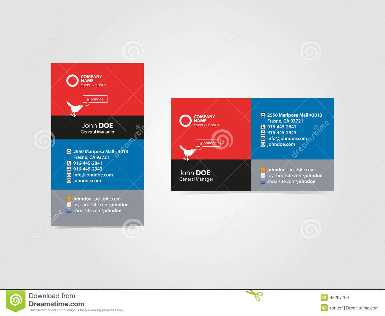Contemporary Business Cards Sherman Oaks Images - Business Card ...