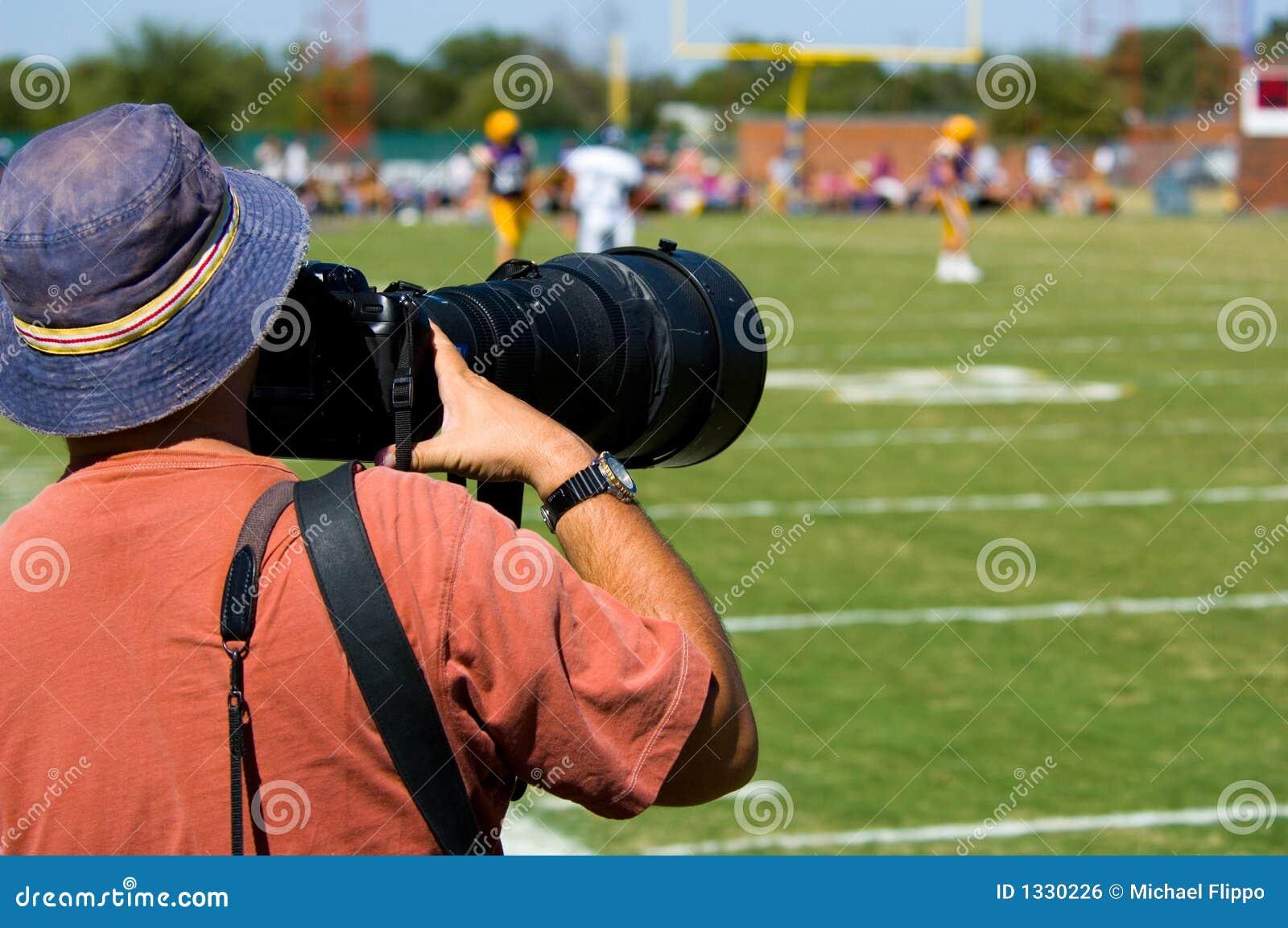 professional sports photogapher american football