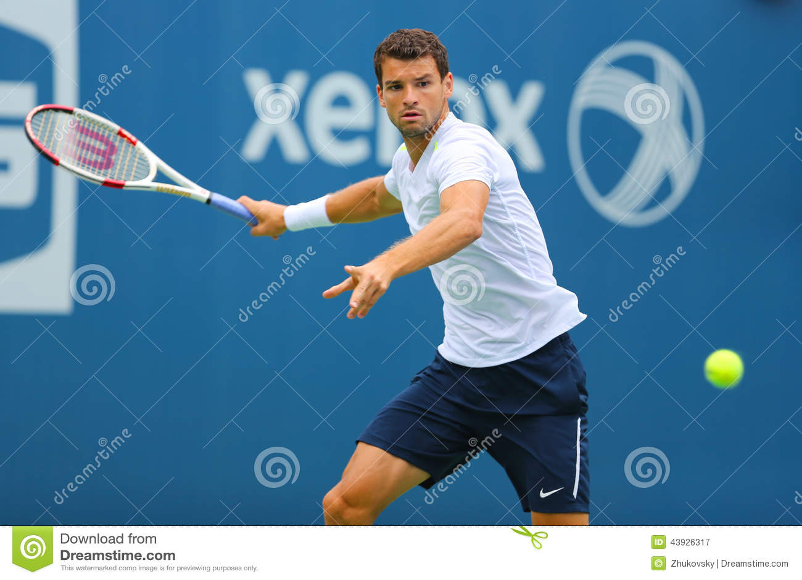 Transvestite pro tennis player