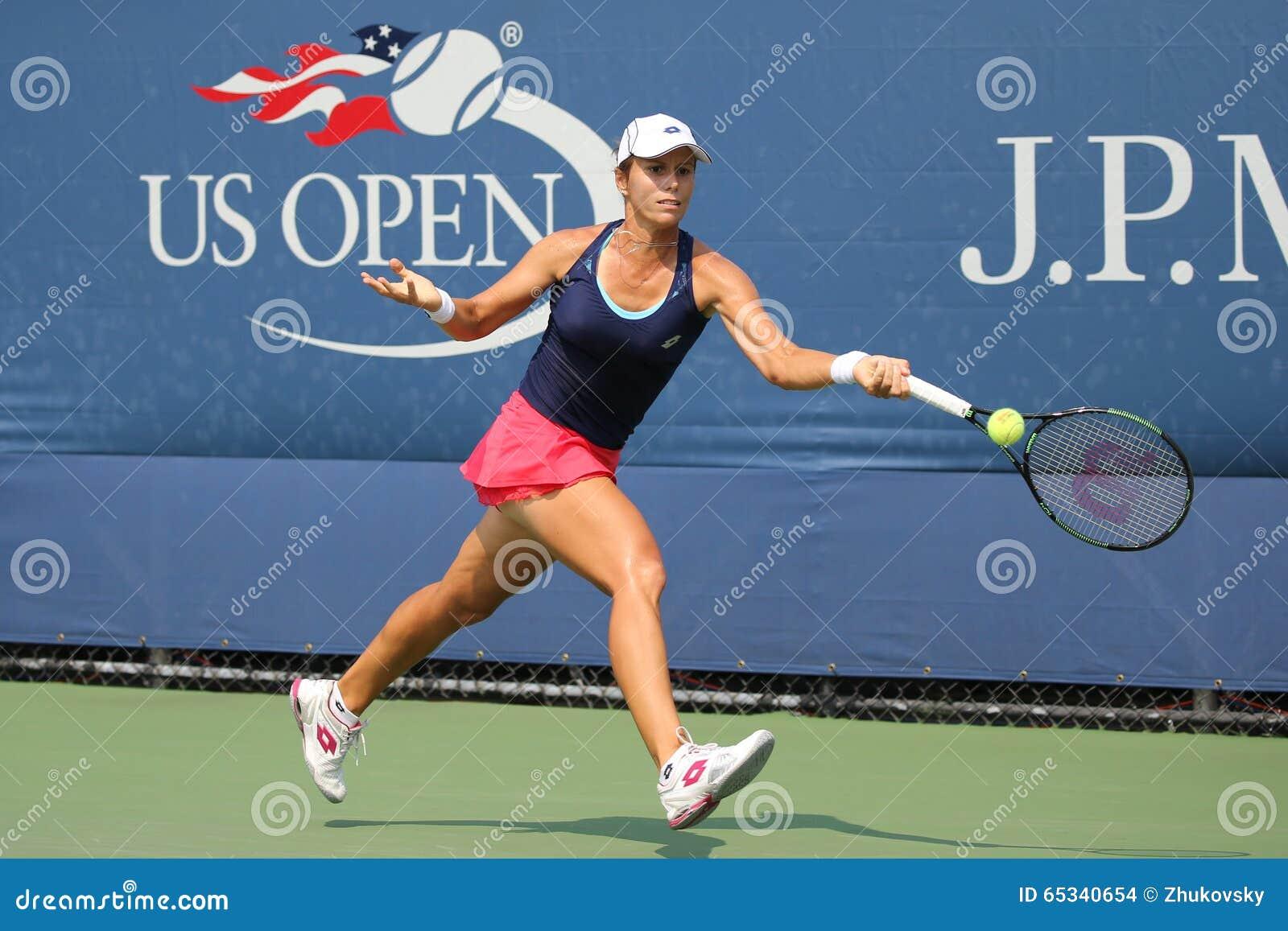 Professional Tennis Player Varvara Lepchenko Of United ...Varvara Lepchenko Matches