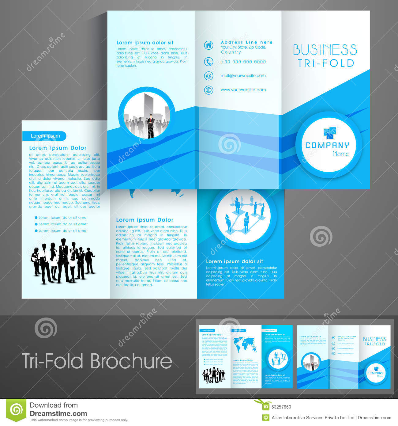 professional trifold brochure catalog and flyer template stock professional trifold brochure catalog and flyer template