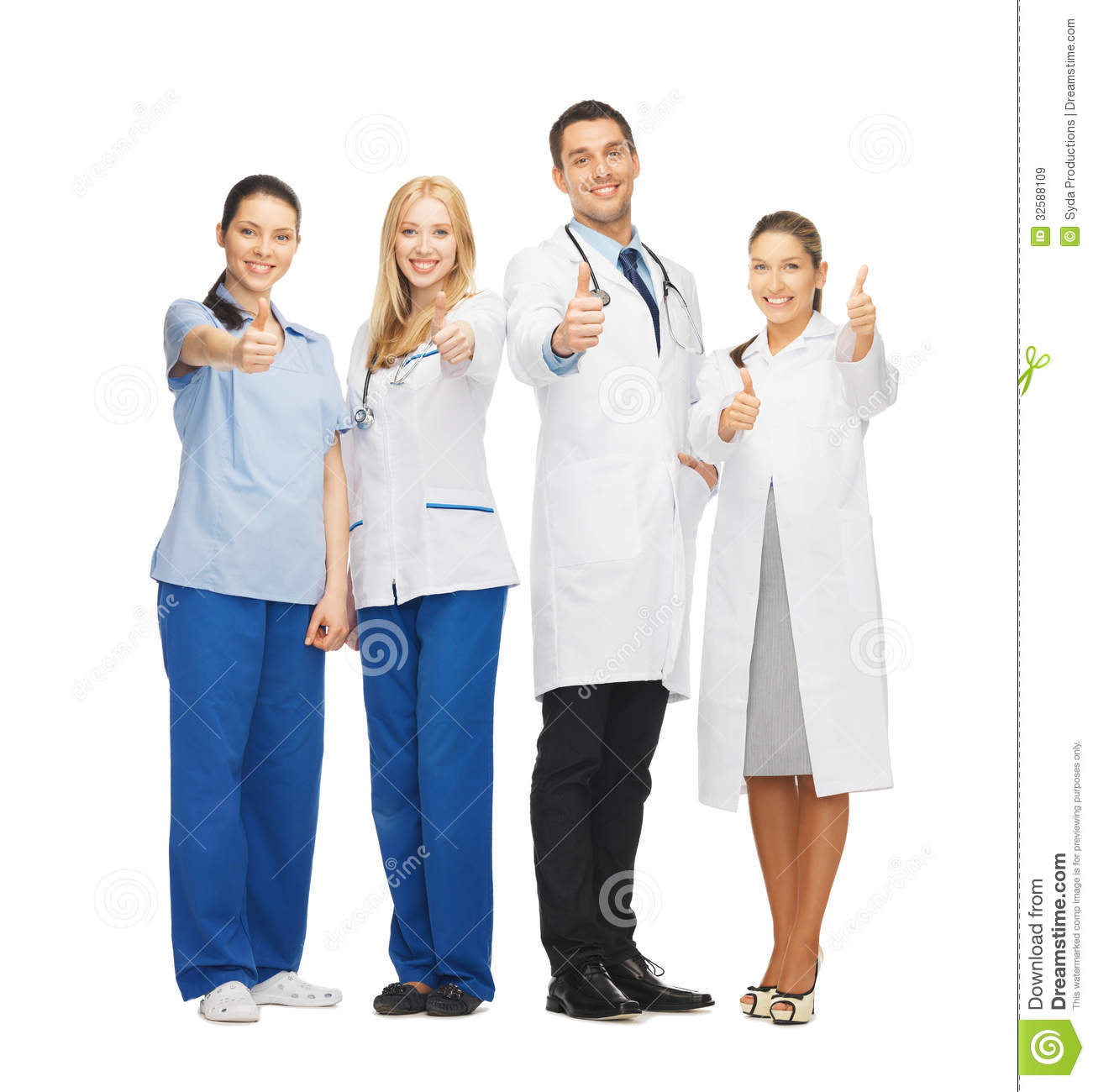 Group Of Doctors Clipart team or group of doctors