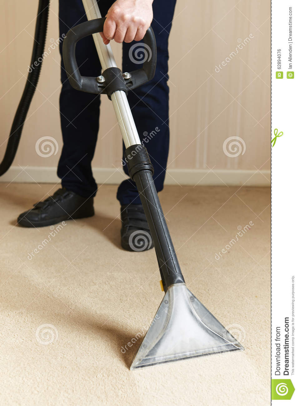 how to professionally clean a home