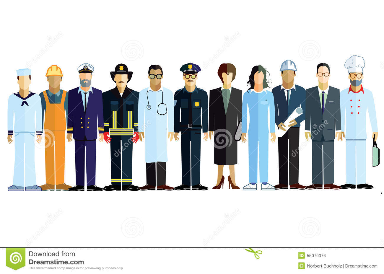 professionals stock vector image 55070376 free military clipart collection free military clipart collection