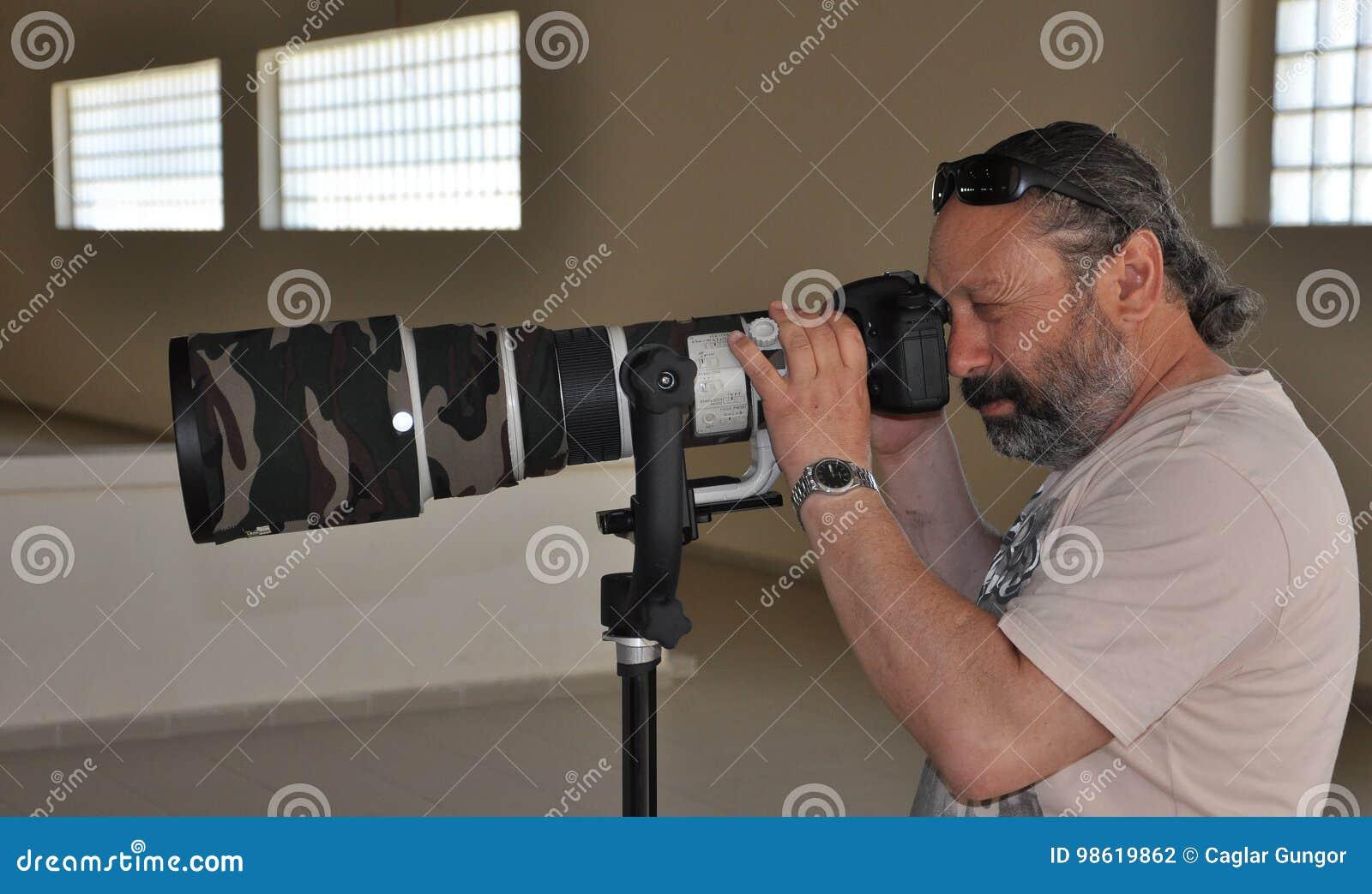 Professionele Sportenfotograaf