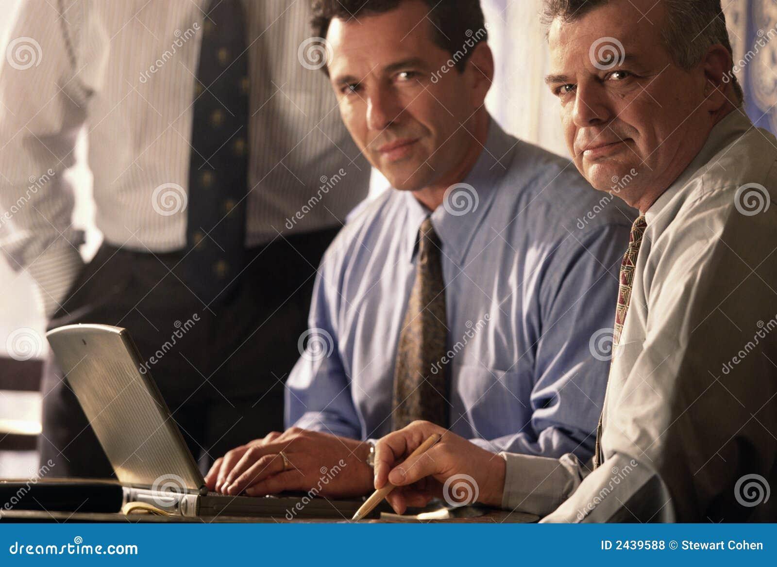 Professionnels de bureau