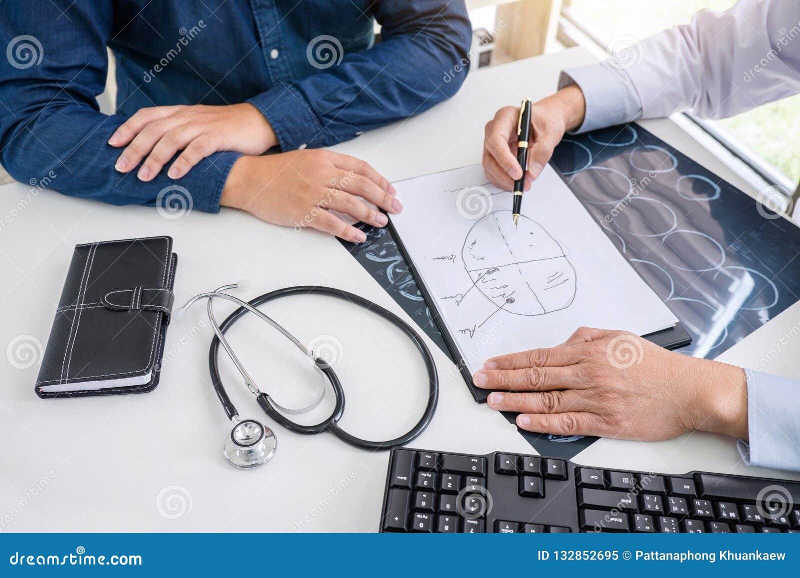 Professordoktorn rekommenderar rapporten en metod med tålmodiga treatmen