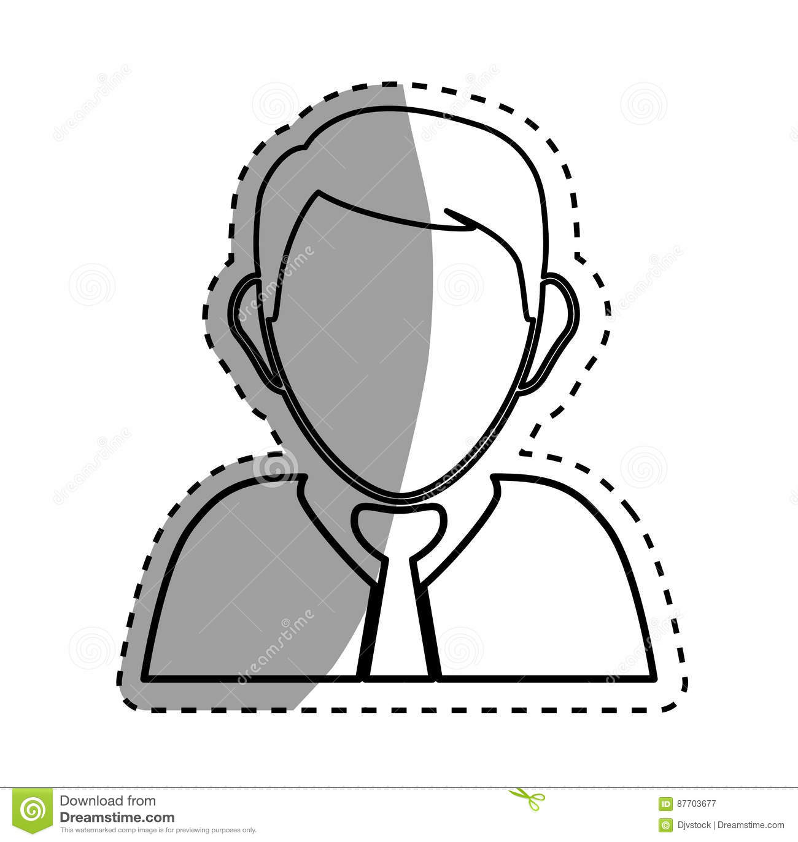 Profil exécutif d homme d affaires
