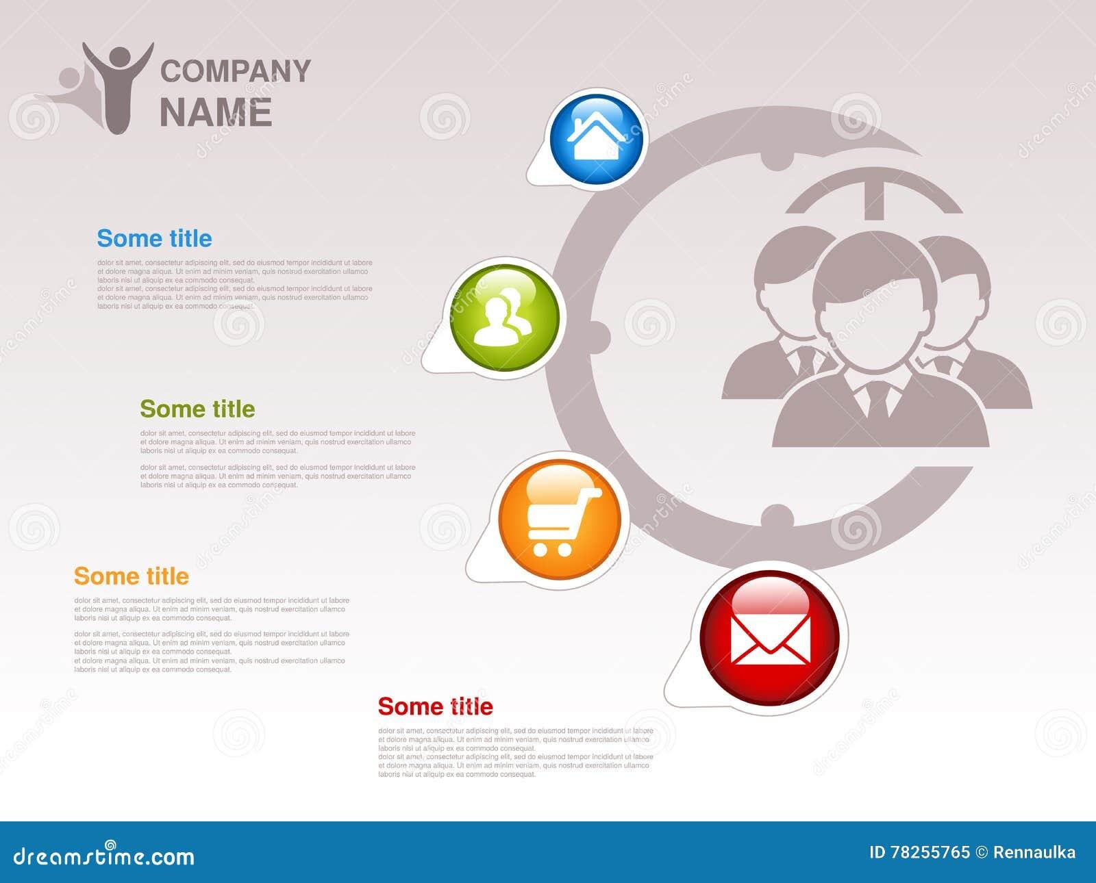 Doc741348 Profile Company Template Business Profile Template – Profile Company Template