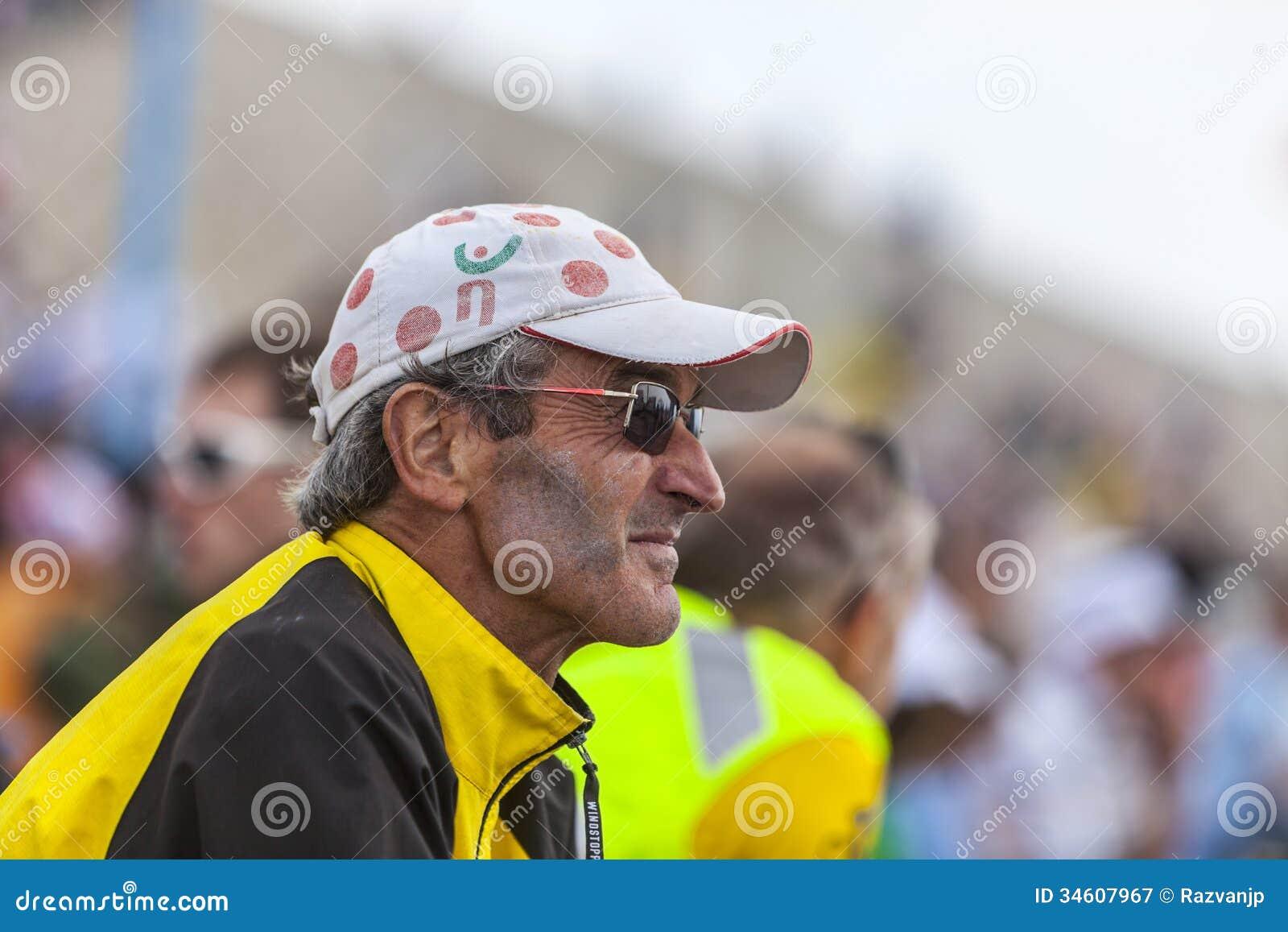 Profilo del fan del veterano del Tour de France di Le