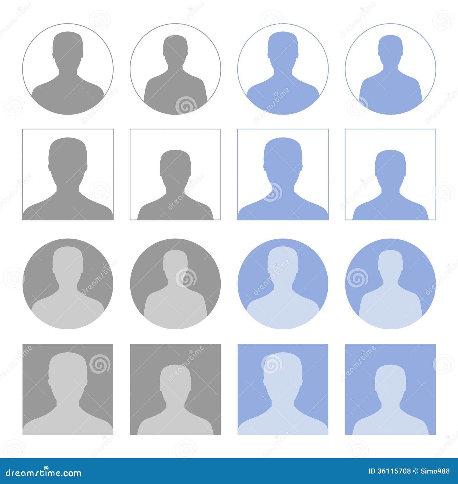 Profilowe ikony
